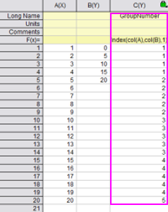 How to group data into bins and sum up the data of each bin respectively 5.png