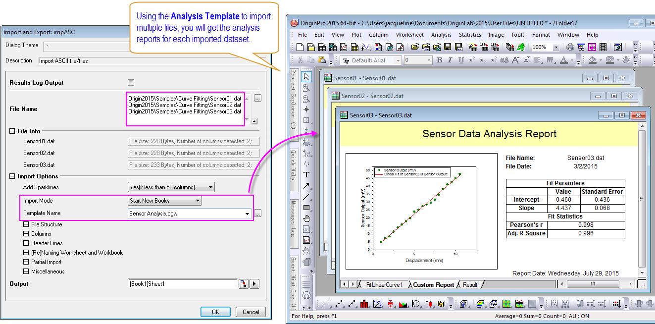 Handling Repetitive Tasks – Analysis Template