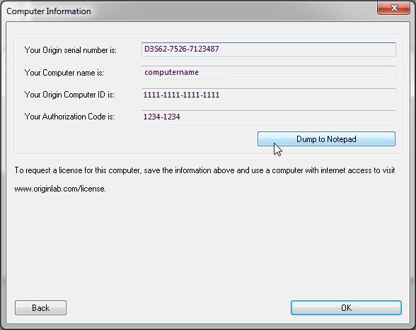 Help Online - License - Multi-User Node-Locked License for