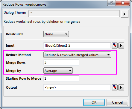 Reduce Rows with average values.png