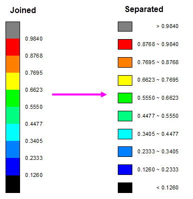 Help Online Quick Help Faq 757 How To Show Color Scale As