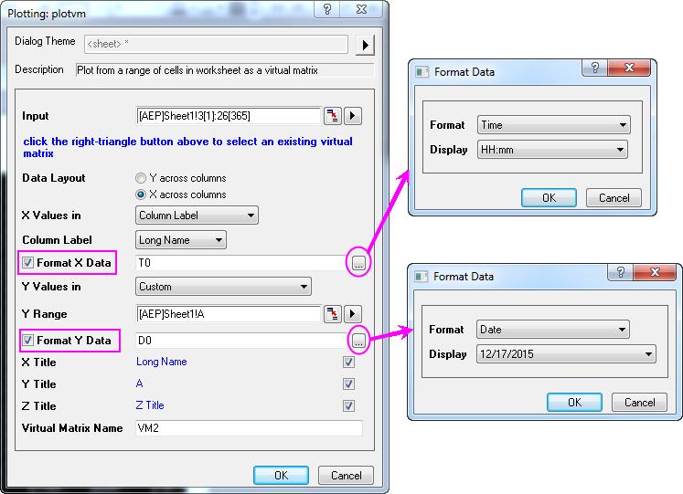 Help Online - Tutorials - Create Heatmap with Virtual Matrix