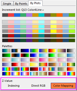 Color de fondo select html