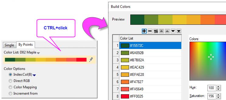 Help Online Origin Help Customizing Data Plot Colors