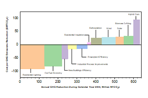 Marginal Abatement Cost Curve