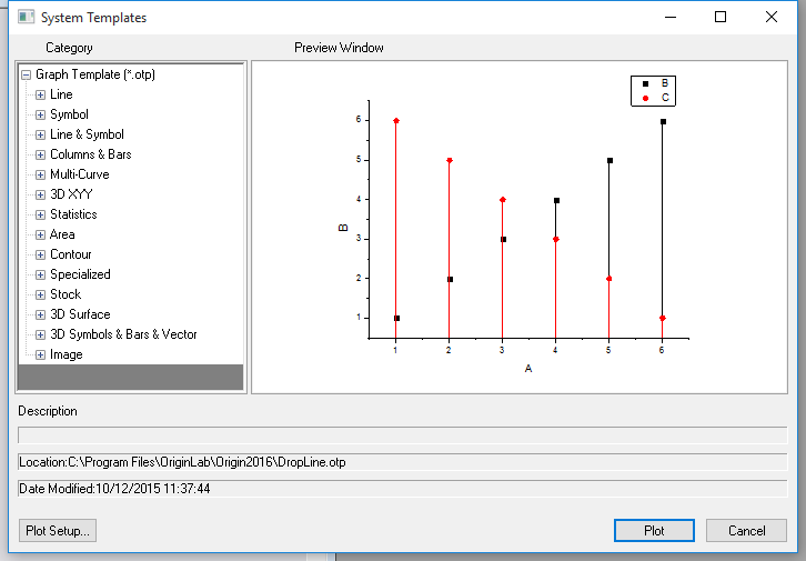 Help Online Release Notes Smart Plotting From Cloneable Template