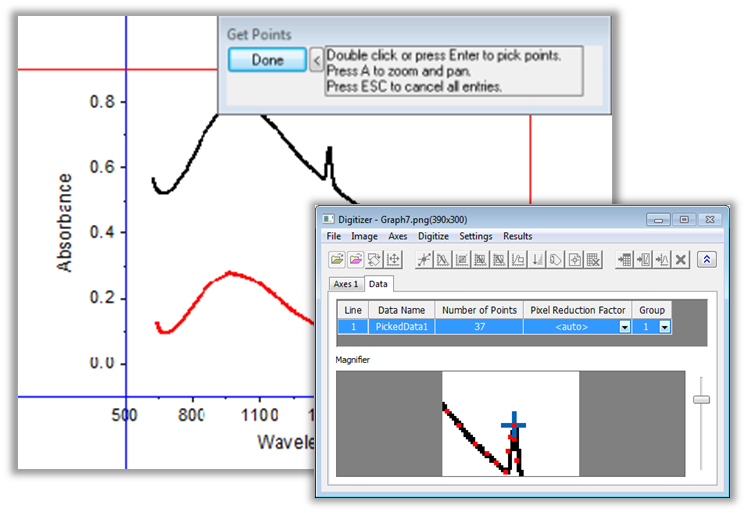 Origin: Data Analysis and Graphing Software