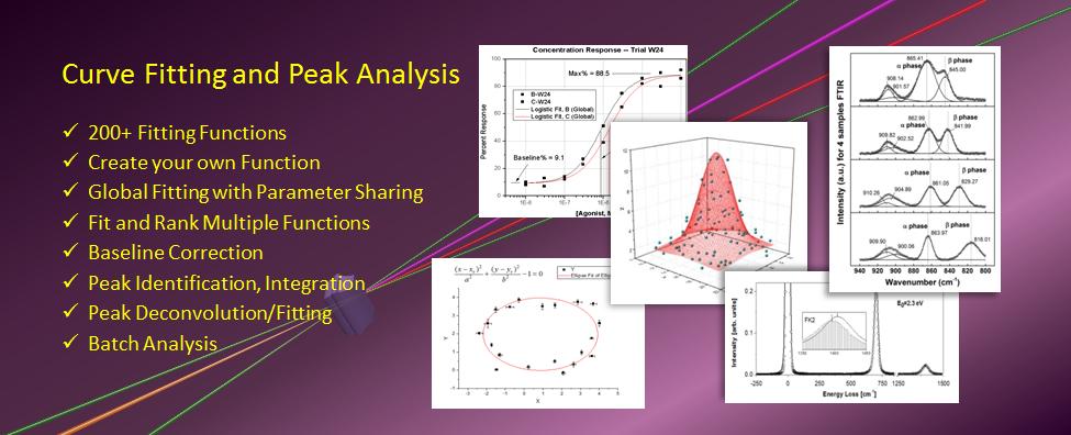 OriginLab - Origin and OriginPro - Data Analysis and