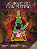 Scientific Computing World, Aprile/May 2006 Issue Cover