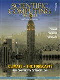Scientific Computing World, June/July 2007 Issue Cover